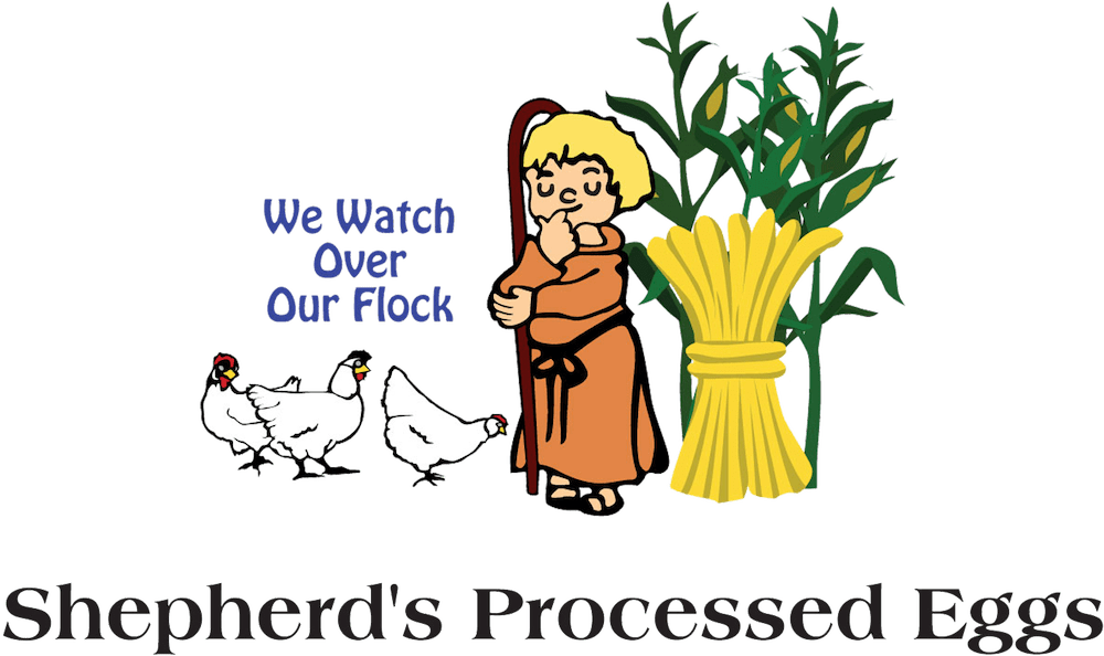 Shepherd's Processed Eggs Logo